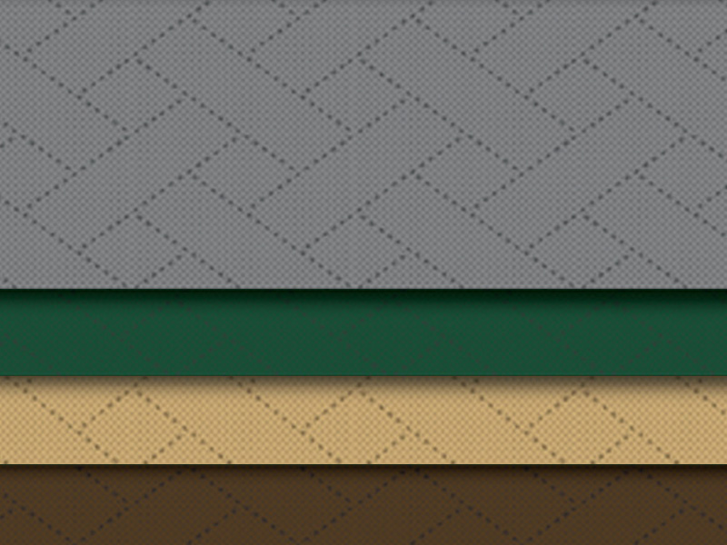 Mata na płot - Wzornik kolorów